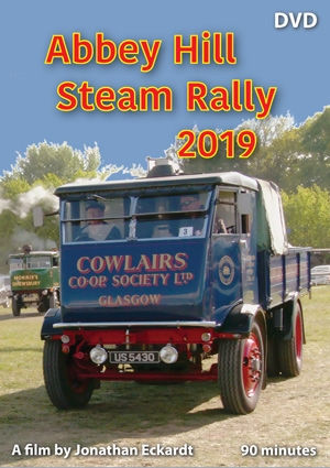 Abbey Hill Steam Rally DVD 2019